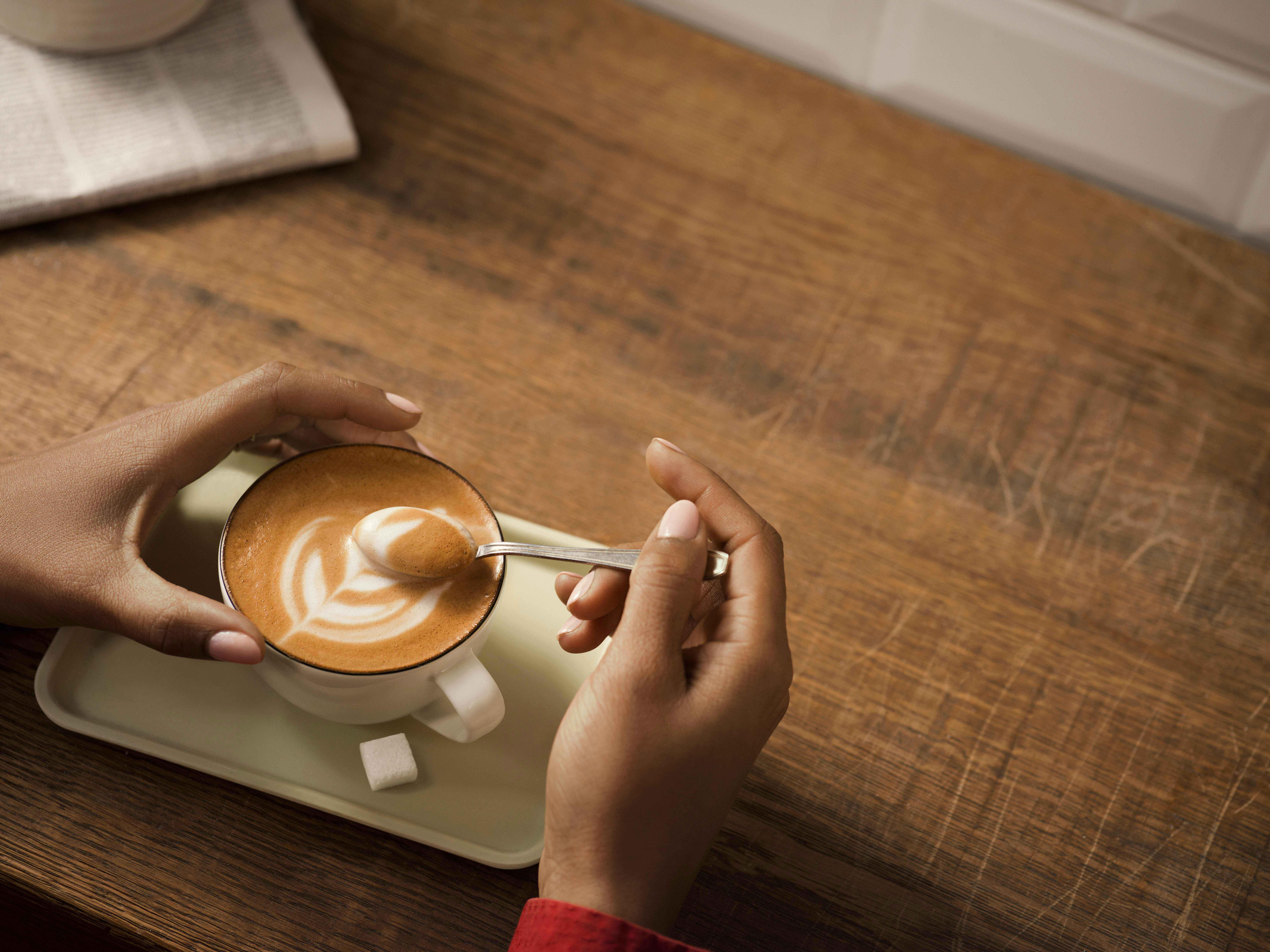 Pure Via - Reprenez de bonnes habitudes, sucrez votre café